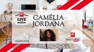 Camelia Jordana live  dans Le Double Expresso RTL2 (03/04/20)
