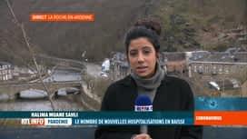 RTL INFO 13H : Coronavirus en Belgique: renforcement des contrôles ce weekend