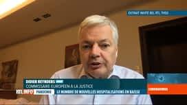 RTL INFO 13H : Coronavirus en Belgique: les vacances seront-elles remboursées ?