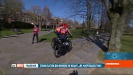 RTL INFO 19H : Coronavirus en Belgique: 10.000 procès-verbaux dressés en 2 semaines