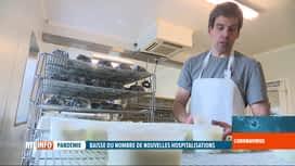 RTL INFO 13H : Coronavirus en Belgique: les circuits courts fort appréciés des Belges