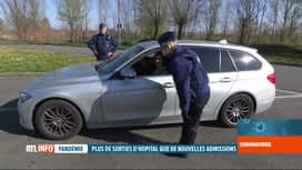 RTL INFO 19H : Coronavirus en Belgique: contrôles policiers renforcés à la mer du ...