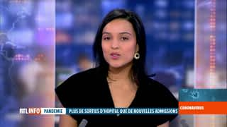 RTL INFO 19H : RTL INFO 19 heures (05/04/20)