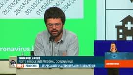 RTL INFO 19H : Coronavirus en Belgique: le bilan des dernières 24 heures