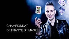 Championnat de France de magie en replay