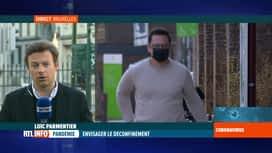 RTL INFO 19H : Coronavirus en Belgique: le port généralisé du masque est envisagé