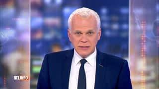 RTL INFO 19H : RTL INFO 19 heures (07/04/20)