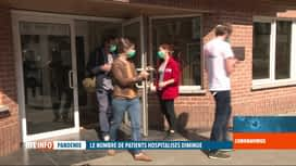 RTL INFO 19H : Coronavirus en Belgique: les maisons de repos manquent de personnel