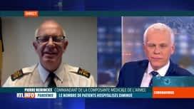 RTL INFO 19H : Coronavirus en Belgique: l'armée appelée en renfort dans les homes