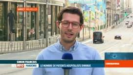 RTL INFO 19H : Coronavirus en Belgique: les dépistages vont débuter dans les homes