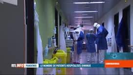 RTL INFO 19H : Coronavirus en Belgique: le point sur les nouveaux cas détectés