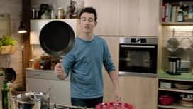 Loïc, fou de cuisine : Soupe au maïs et röstis