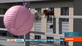 RTL INFO 19H : Coronavirus en Belgique: 2 décès actés parmi le personnel des maiso...