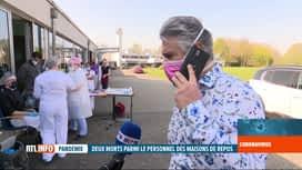 RTL INFO 19H : Coronavirus en Belgique: les tests de dépistage ont débuté en maiso...