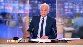 RTL INFO 19H : RTL INFO 19 heures (09/04/20)