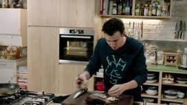 Loïc, fou de cuisine : Aubergine farcie à l'orzo