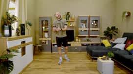Fitness soba : 24. Lakoatletski trening za po doma