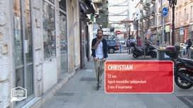 Chasseurs d'appart : Cannes et sa banlieue 2/5 - Christian - Julien - Olivier