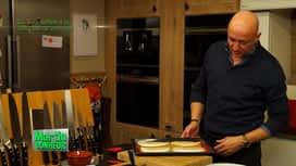Martin Bonheur : Crêpe soufflée à la compote de pommes