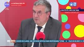 L'invité de 7h50 : Pierre-Yves Jeholet, ministre président de la fédération Wallonie...