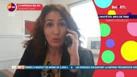 L'invité de 7h50 : Christie Morreale, ministre wallonne de la santé