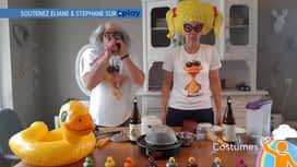 Belges à domicile : Quels talents ! : Eliane & Stéphane