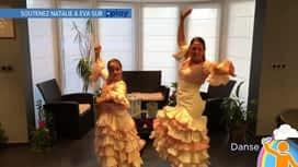 Belges à domicile : Quels talents ! : Natalia & Eva