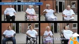 Belges à domicile : Quels talents ! : Résidence Malevé