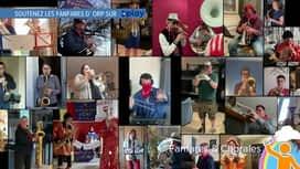 Belges à domicile : Quels talents ! : Les Fanfares d'Orp