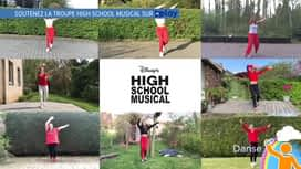 Belges à domicile : Quels talents ! : Troupe High School Musical