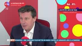 L'invité de 7h50 : Frédéric Daerden, ministre du budget de la Fédération Wallonie...