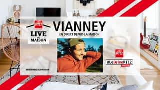 Vianney live dans Le Double Expresso RTL2 (0705/20)