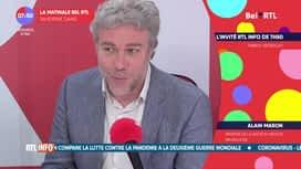 L'invité de 7h50 : Alain Maron ministre Bruxellois de la santé