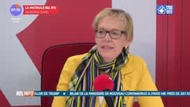L'invité de 7h50 : Karine Lalieux présidente du CPAS  de Bruxelles