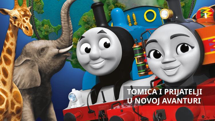 Tomica i prijatelji u novoj avanturi