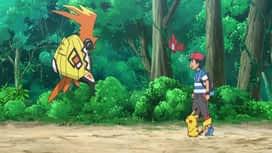 Pokemon : S22E08 Combattre l'ennemi intérieur !