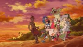 Pokemon : S22E07 Nous savons où tu vas, Evoli !
