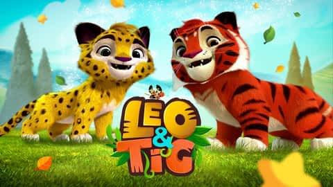 Leo i Tig en replay
