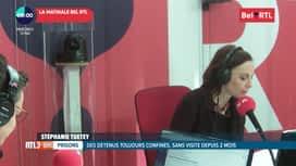 La matinale Bel RTL : RTL Info 8h du 13/05
