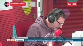 La matinale Bel RTL : RTL Info 8h du 15/05