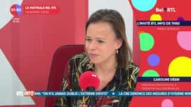La matinale Bel RTL : Caroline Désir, ministre de l'éducation.
