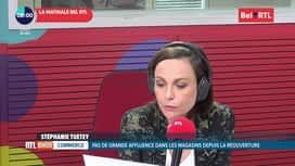 La matinale Bel RTL : RTL Info 8h du 18/05