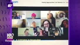 Les 100 vidéos - Spéciale les perles du confinement : A distance, tu travailleras