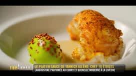Top Chef : Le plat en sauce de Yannick Alléno