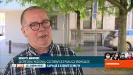 RTL INFO 19H : Coronavirus en Belgique: les syndicats relaient la colère des soign...