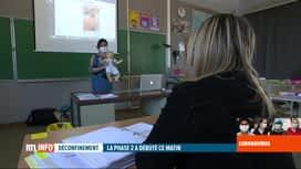 RTL INFO 19H : Coronavirus en Belgique: rentrée des élèves de 6ème et 7ème secondaire