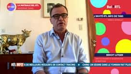 La matinale Bel RTL : Benoit Lutgen, député européen et bourgmestre de Bastogne