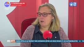 L'invité de 7h50 : Evelyne Magerat, secrétaire permanente  de la CNE pour le secteur d...