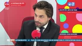 L'invité de 7h50 : Georges-Louis Bouchez, président du Mouvement Réformateur