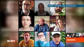 RTL INFO 13H : Coronavirus en Belgique: les professionels de la culture veulent de...
